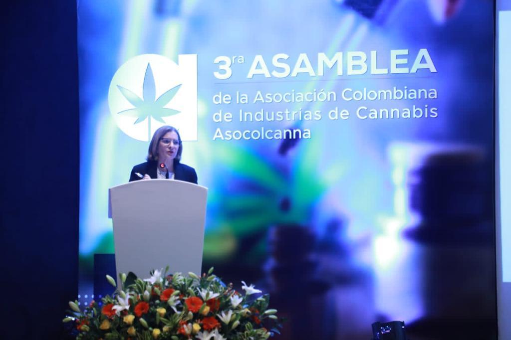 Dra. Margarita Cabello Blanco, Ministra de Justicia