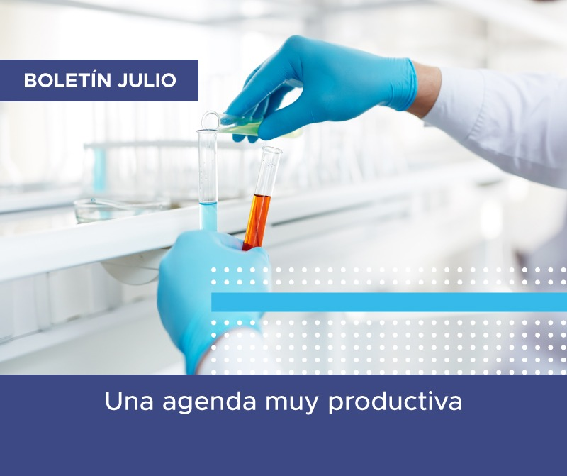 Boletín Asocolcanna Julio
