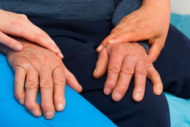 Cannabis medicinal Parkinson