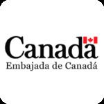 Logo Embajada Canadá